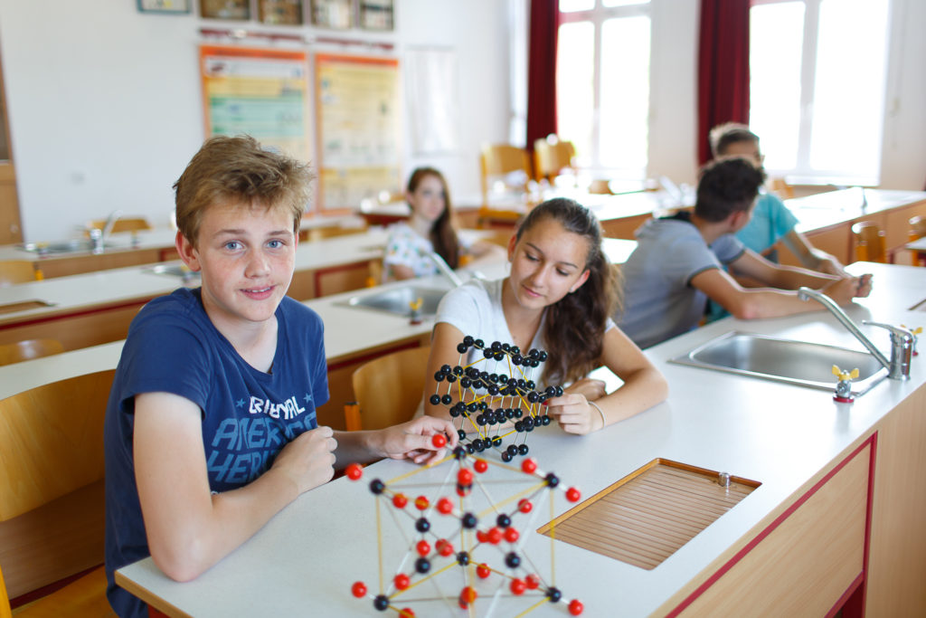 Chemická učebna