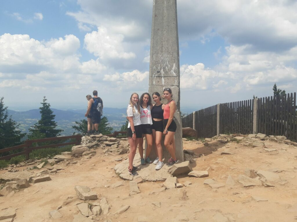 1 výlet Lysá hora